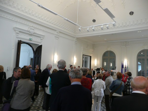 Inauguration Palais Agriculture Salle Bordenave 2