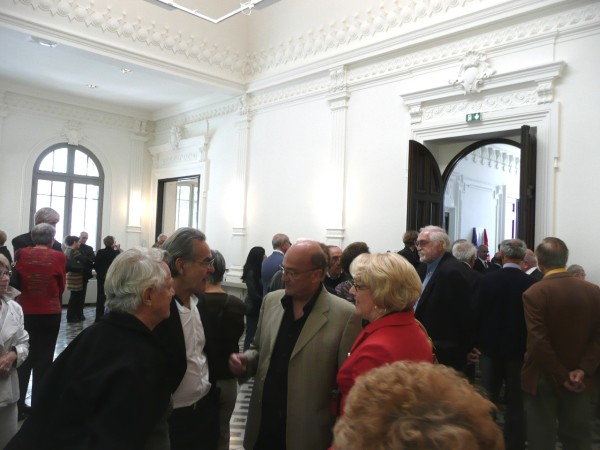 Inauguration Palais Agriculture Salle Bordenave 4